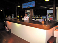 New Bar at Cha Cha